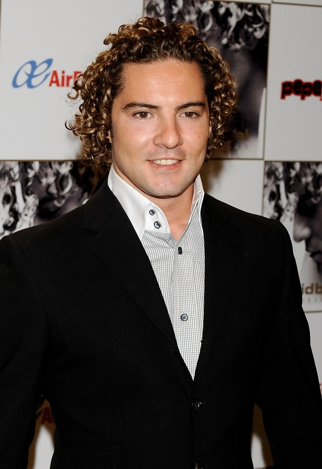 David Bisbal New Album World Launch