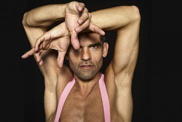 El director del Ballet Nacional de España, 41 años, en la sede de la compañía en las Naves de Matadero, Madrid. | Álvaro Felgueroso