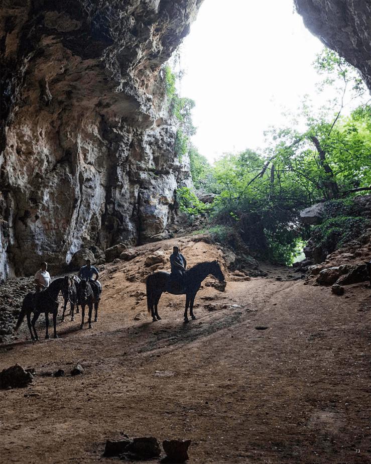 Ruta por el Camí de Cavalls de Menorca